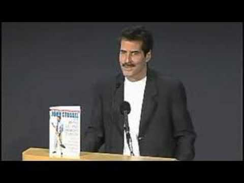 John Stossel Speaking on Capitalism