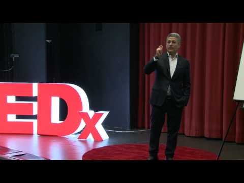 Assaad Razzouk: Clean Energy Movement Has Failed, TEDx
