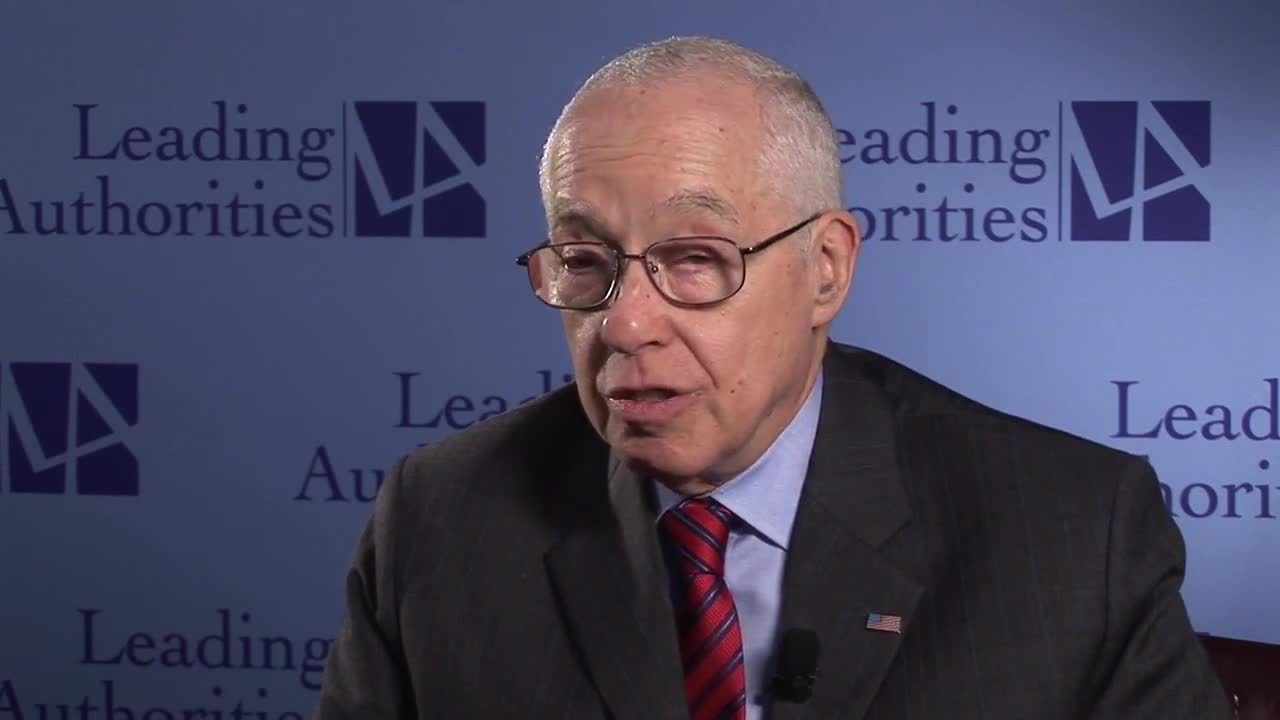 Judge Michael Mukasey on The Justice System and Terrorism