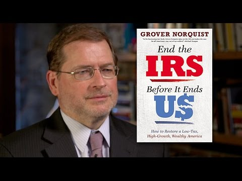 Grover Norquist: Follow Kansas, End the Income Tax