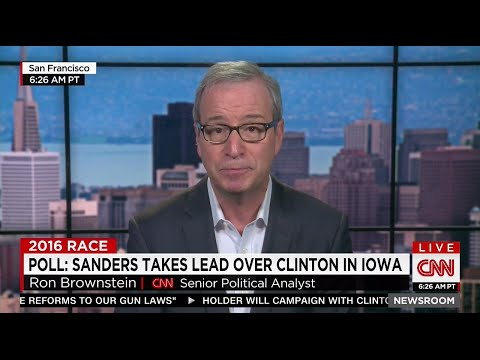 Ron Brownstein and Donna Brazile: CNN 2016 Presidential Campaign Insights