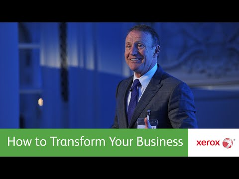 Mark Thompson: How to Transform Your Business