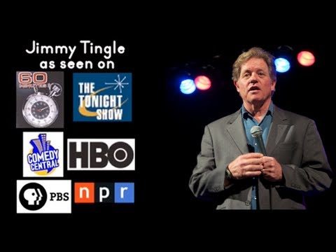 Jimmy Tingle on 60 Minutes