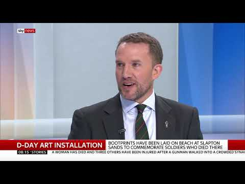 Ash Alexander-Cooper Talks with Sky News