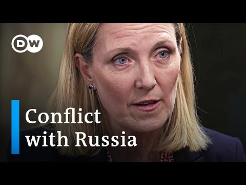 US Under Secretary: 'Russia started a new arms race' | DW Interview