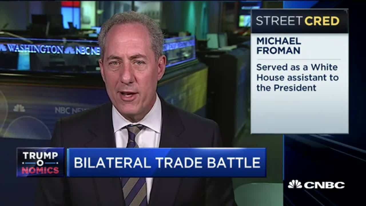 Michael Froman: Bilateral Trade Leaves US Vulnerable