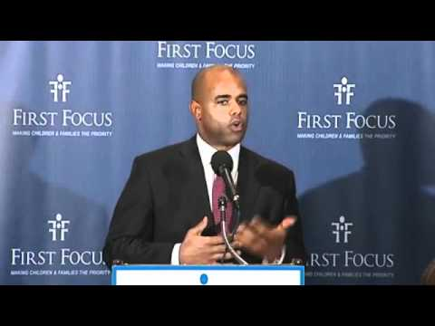 Jamal Simmons at First Focus on Kids
