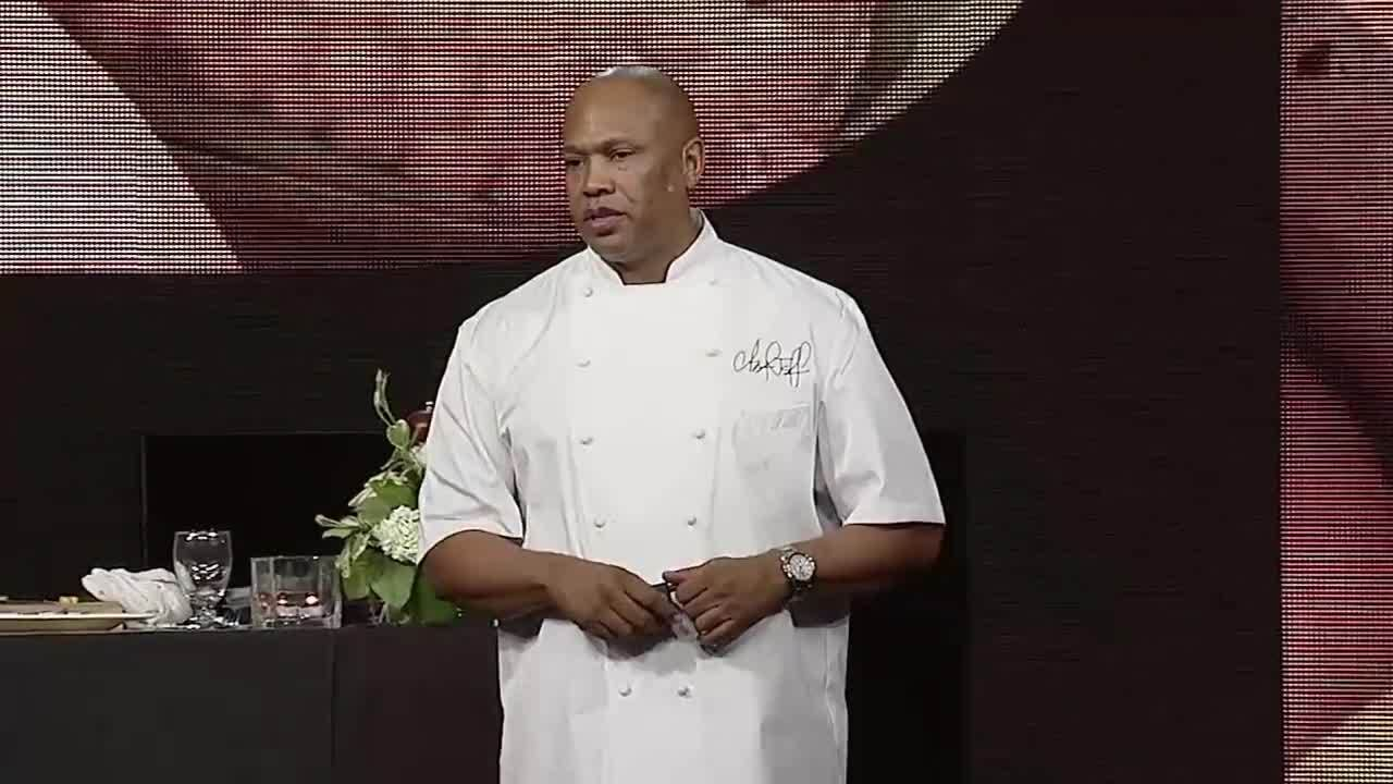 Chef Jeff Henderson On Perseverance