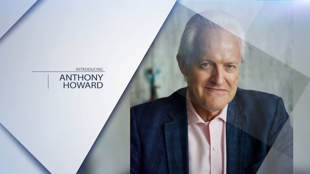 Anthony Howard on Human-Centred Leadership