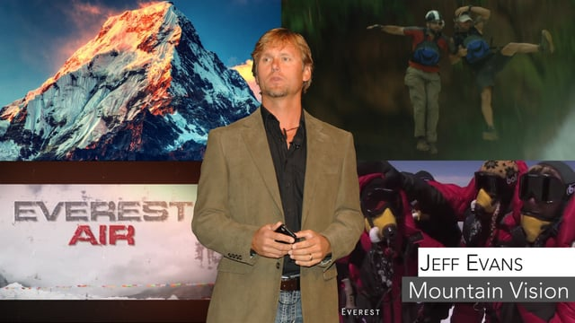 Jeff Evans: Adventure Guide and Corporate Speaker