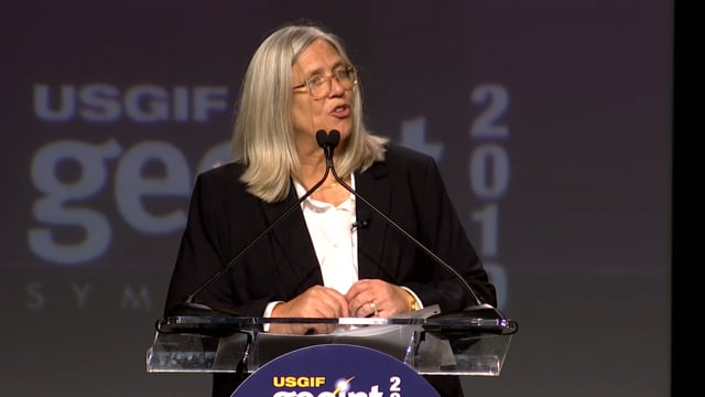 Sue Gordon: Innovation in National Security