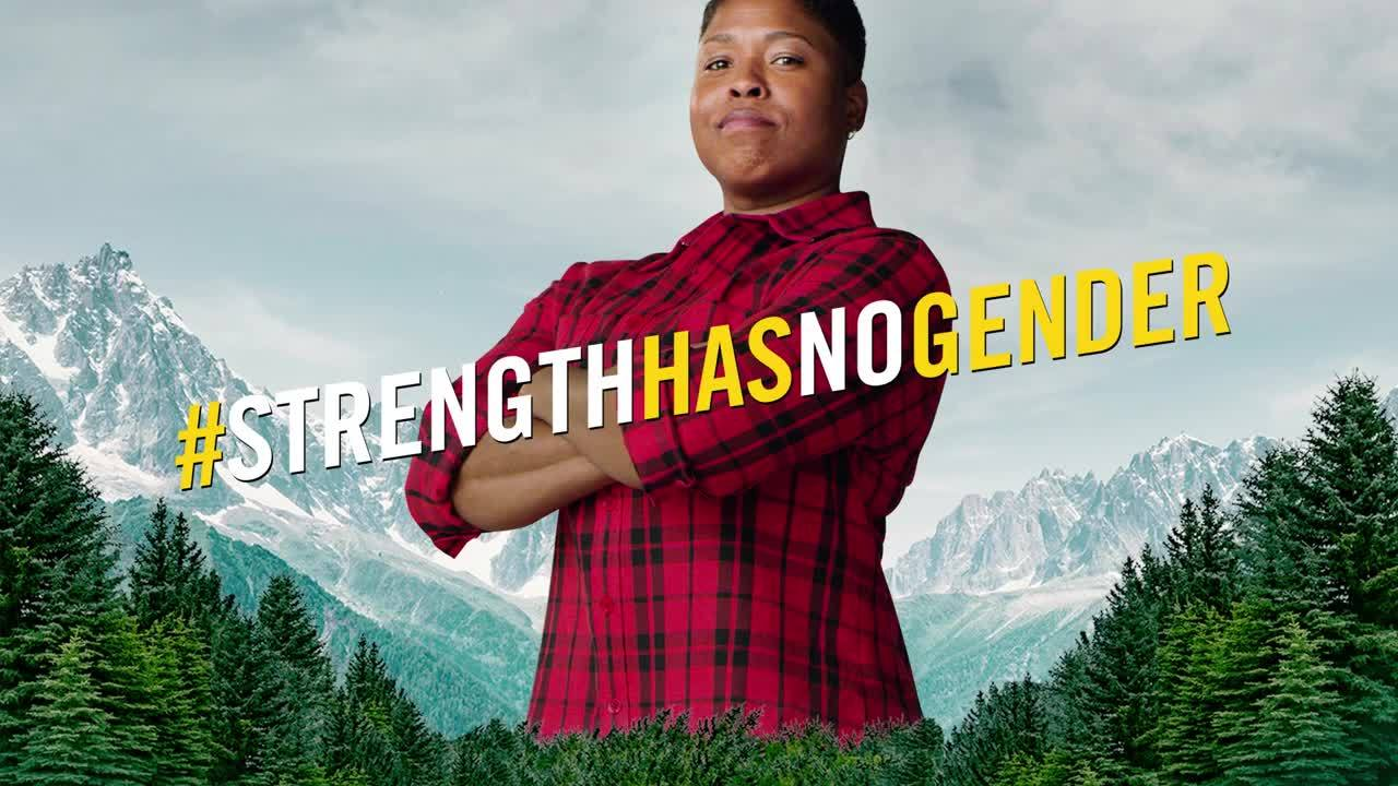 Vernice Armour: Strength Has No Gender