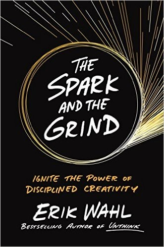 The Spark and Grind: Ignite the Power of Disciplined Creativity