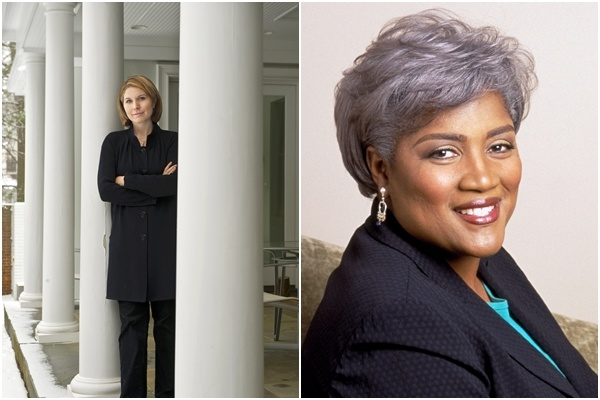Nicolle Wallace & Donna Brazile