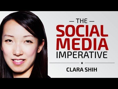 Clara Shih: The Social Media Imperative In Banking
