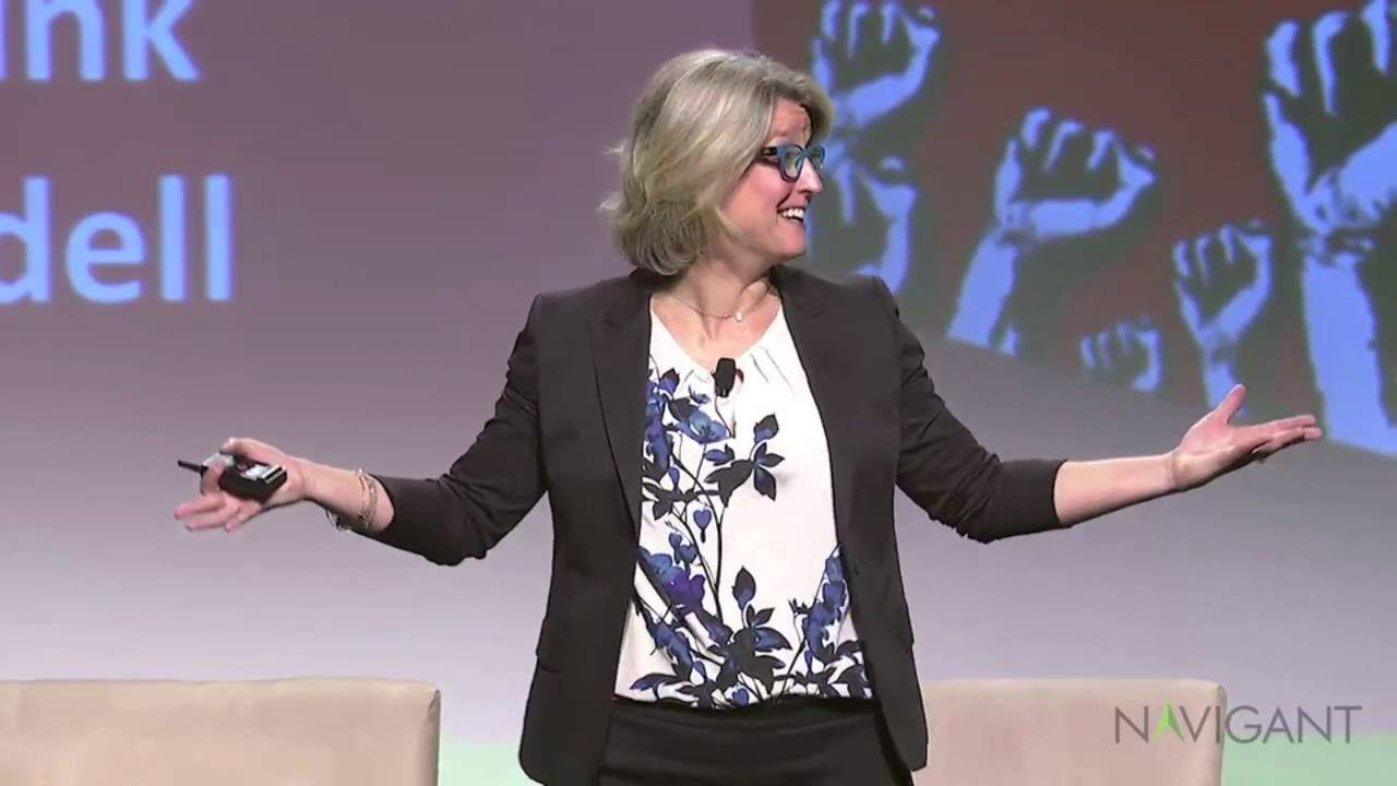Lisa Bodell Keynote Reel 2016