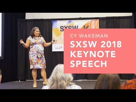 Cy Wakeman's SXSW 2018 Keynote l No Ego: Ditch Drama & Drive Big Results