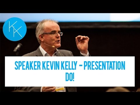 Kevin Kelly - Sizzle Reel