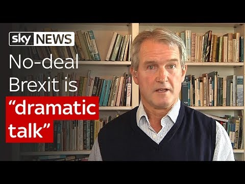 Owen Paterson On Brexit & What Is Next