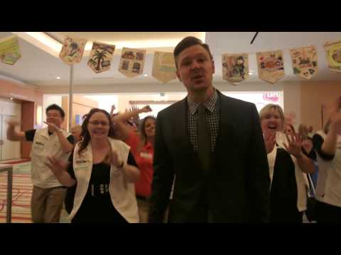 Tripp Crosby: Hamptonality Unleashed! 2016 Happiest Huddle Ever! Intro Video