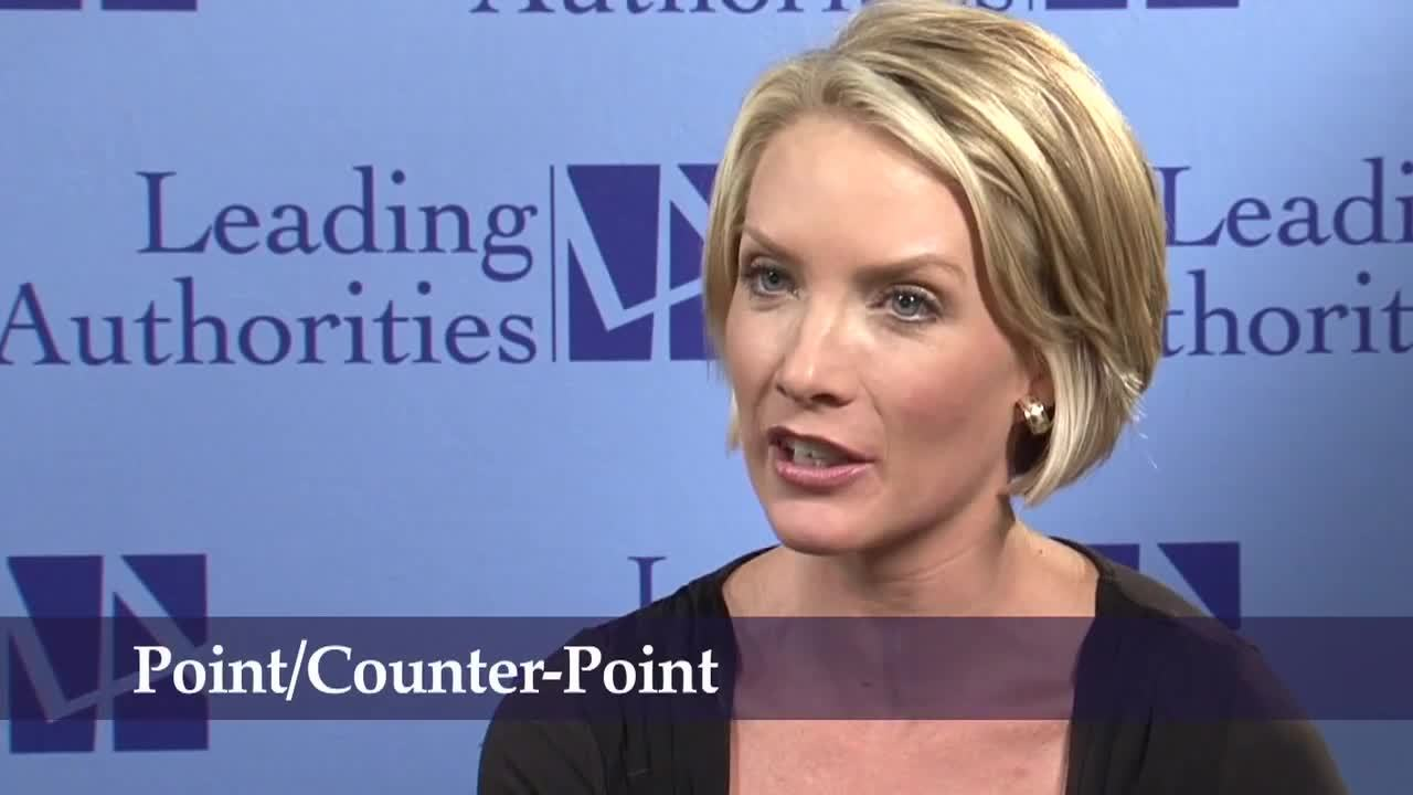Dana Perino On Education and Current Events