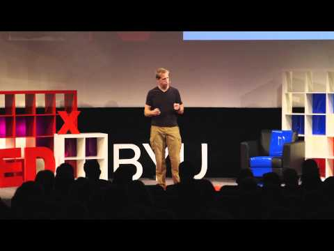Jake Harriman: The New Front Lines | TEDxBYU