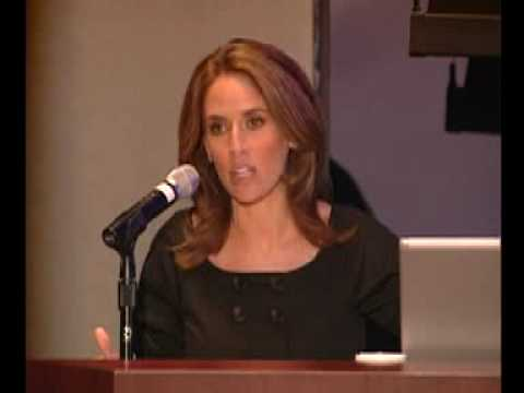 Alexis Glick Speaks at the 2009 Valiant Executive Retreat