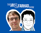The Jay & Farhad Show podcast