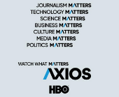 Axios on HBO with Mike Allen