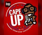 Jonathan Capehart Cape Up Podcast