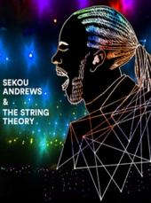 Grammy-nominated album, Sekou Andrews & The String Theory