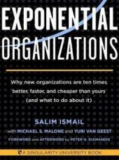 Salim Ismail, Exponential Organizations