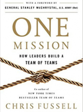 Chris Fussel's New Book One Mission