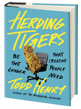 Herding Tigers Book Cover