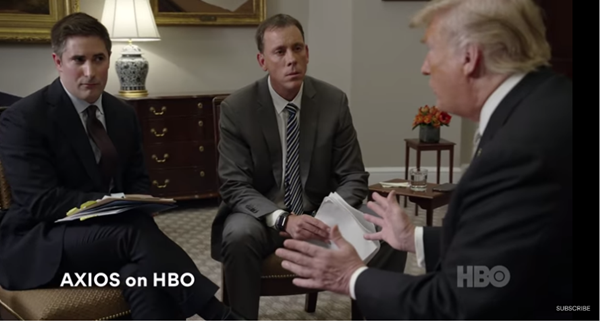 Jim VandeHei Axios HBO