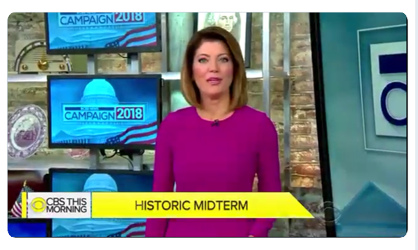 Norah O'Donnell Midterms