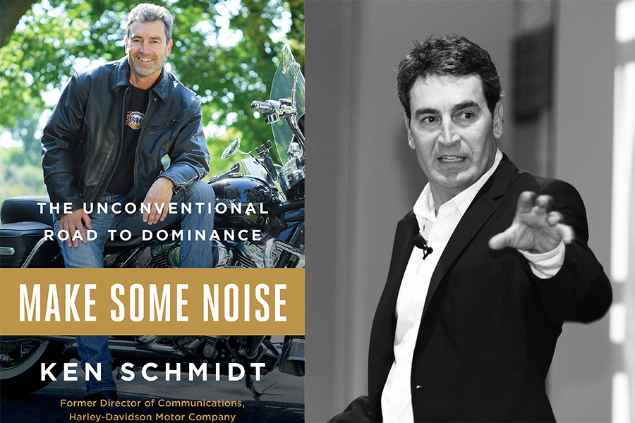 Former Harley-Davidson Director of Communications Ken Schmidt Releasing New Book This Fall