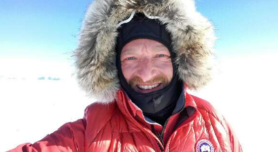 Ben Saunders Expedition