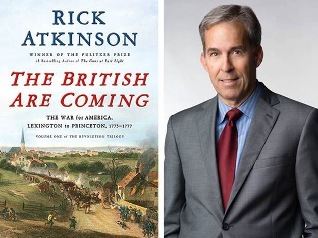 Rick-Atkinson-British-Coming